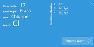 Chlorine-Explore