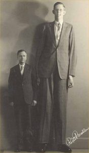 Robert Wadlow, world's tallest man