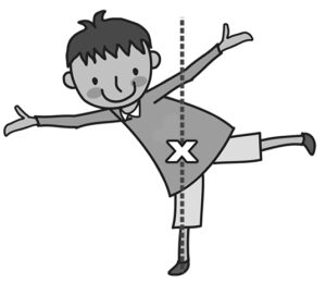Cute Scientist Boy Character Working On Physics Science Experiment, Funny  Kid With Antennas On His Head Vector Stock Vector - Illustration of  electronics, learning: 115051974